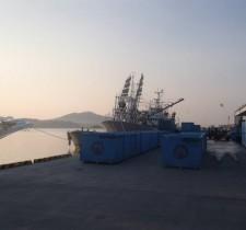 秋刀魚水揚港